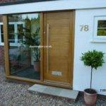 Oak Doors Contemporary Bespoke Stable