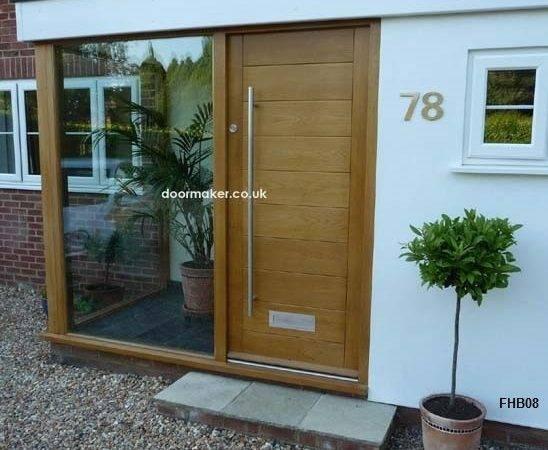 Oak Doors Contemporary Bespoke Stable