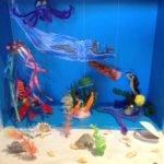 Ocean Floor Model Project Ideas Master Brought His