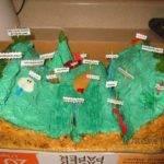 Ocean Floor Project School Projects Science