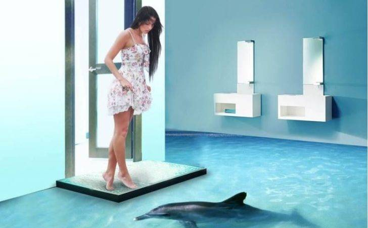 Ocean Get These Cool Bathroom Designs Your