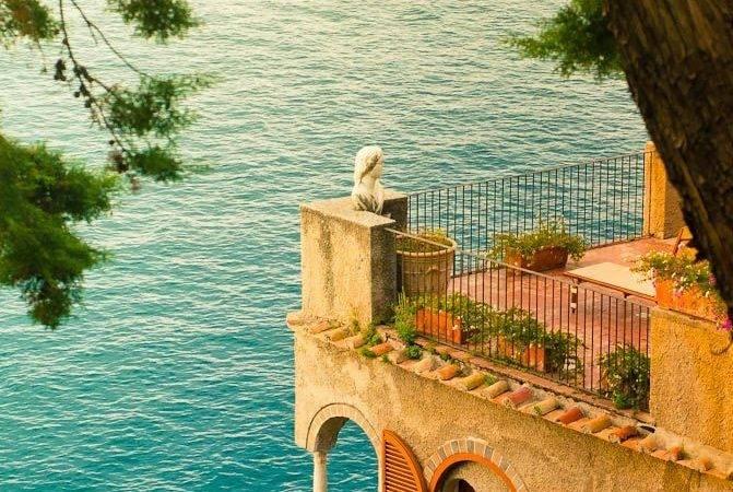 Ocean Villa Italy Room Pinterest