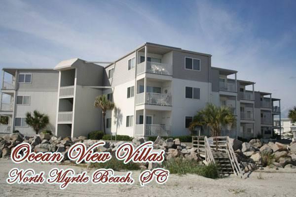 Ocean Villas Cherry Grove North Myrtle Beach