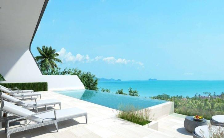 Ocean Villas Koh Samui Bedroom Phut