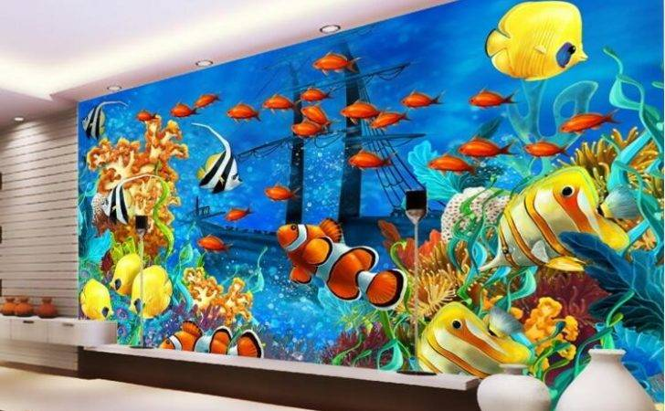 Ocean Wall Mural Shopping Buy Low Price