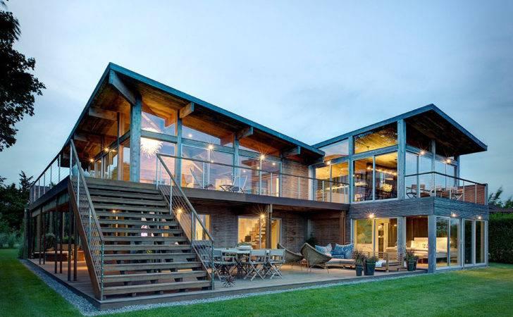 Oceanview Kit House Upgraded Elegant Home Freshome