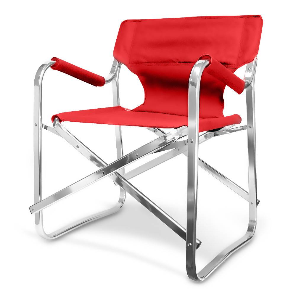 Ocho Sophiste Red Outdoor Chair Peter Kensington