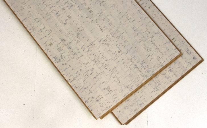 Off White Cork Flooring Bleached Birch Forna
