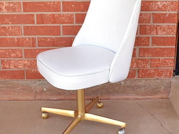 Office Chair Makeover Dream Little Bigger