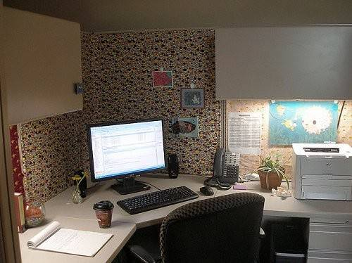 Office Cubicle Decorating Thrifty Ways Make Your