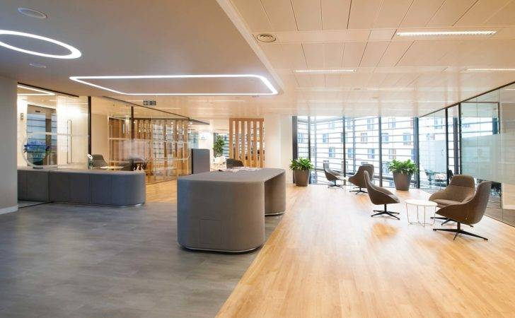 Office Design Fit Out Workplace Project Interiors