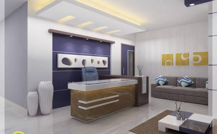 Office Designs Kerala Home Design Beautiful Interior