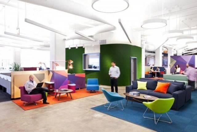 Office Environment Boosts Productivity Officesuppliesblog