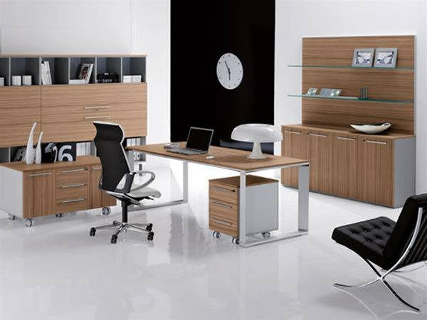 Office Furniture Elegant Design Modern Desk