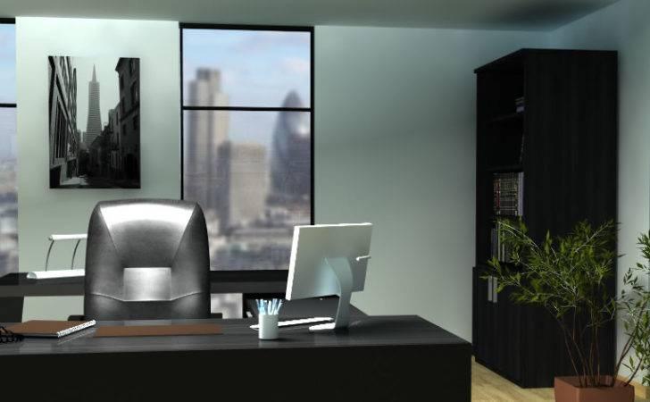 Office Green Screen