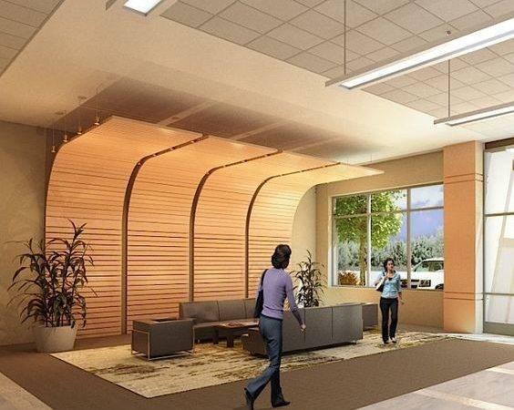 Office Ideas Design Loft Lobby Offices Forward