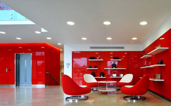Office Interior Design Rackspace Idesignarch
