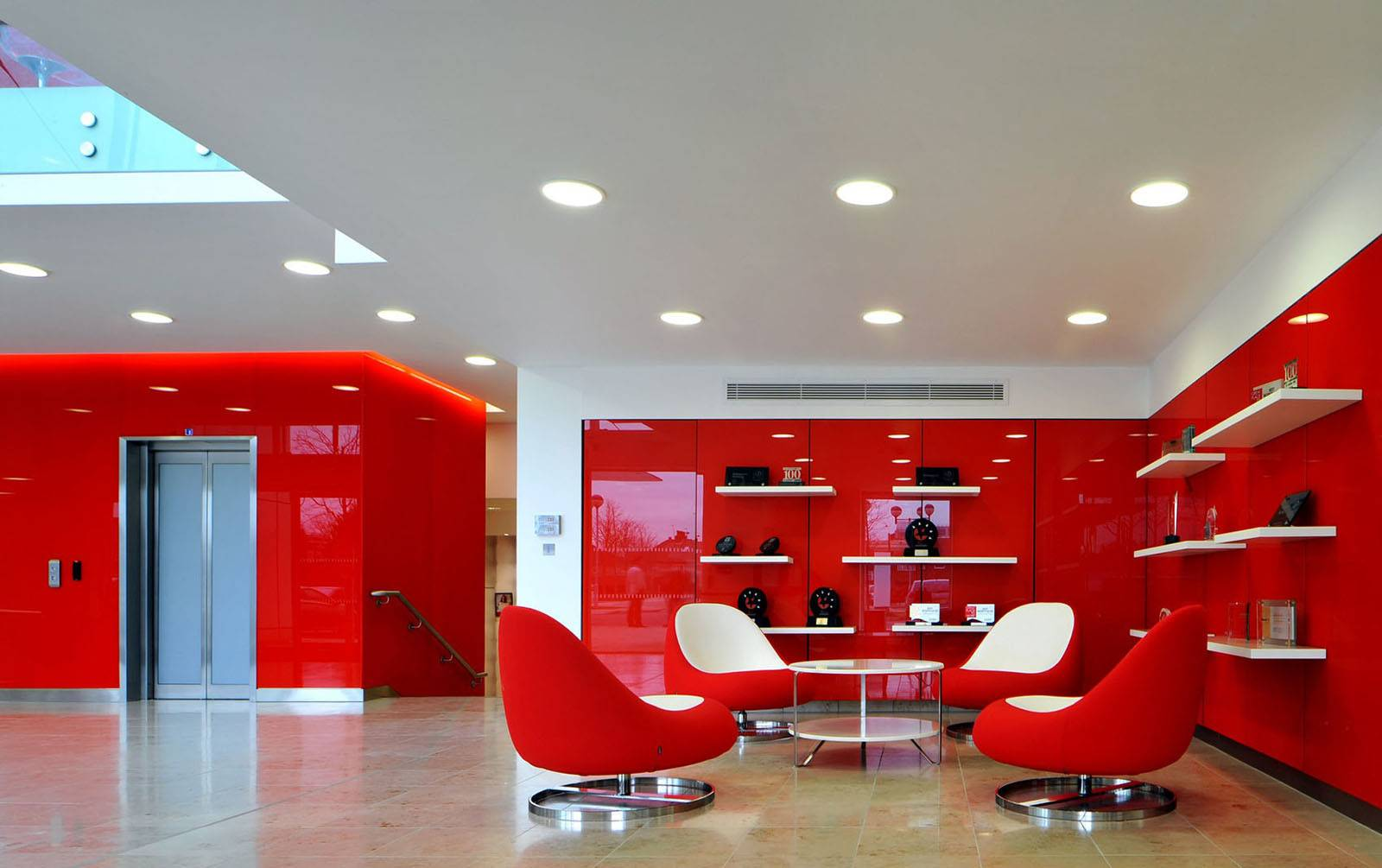 Office Interior Design Rackspace Idesignarch