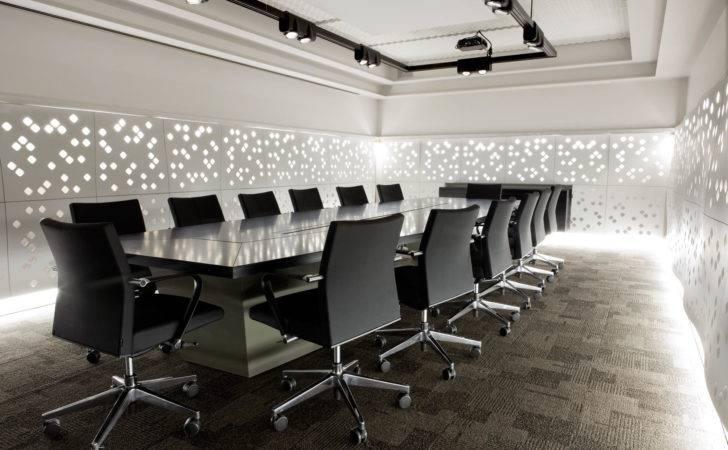 Office Interior Wall Design Ideas Meeting Room