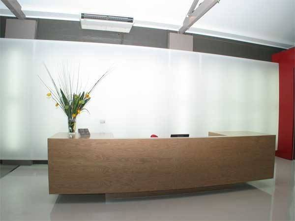 Office Reception Counter Standard