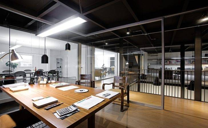 Office Space Indutrial Style Old Warehouses Make Stunning
