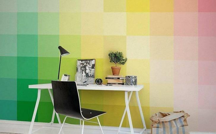 Office Wall Backdrop Splendid Scandinavian Home