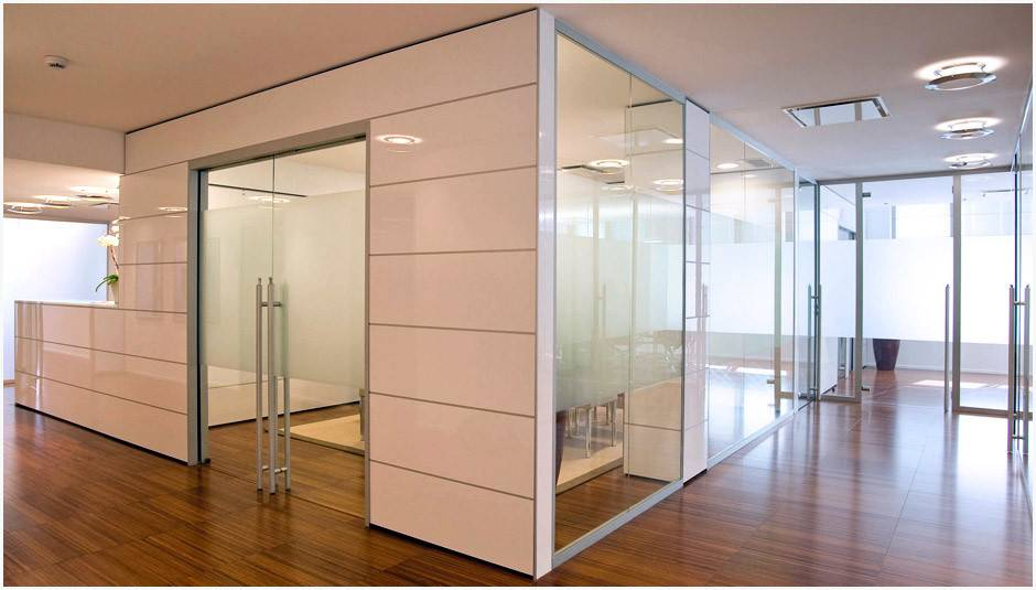 Offices Movable Partitions Partition Walls Mainardi Sistemi