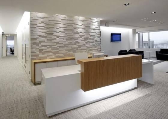 Ogra Simple Reception Desk Ideas