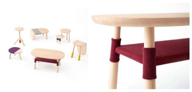 Oki Sato Nendo Studio Designed