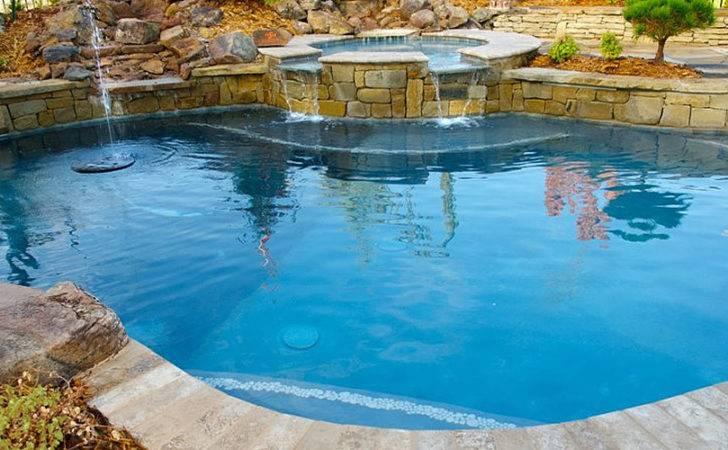 Oklahoma City Swimming Pool Design Aquascapes Pools Decorative