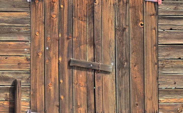 Old Barn Door Debby Pueschel Photograph