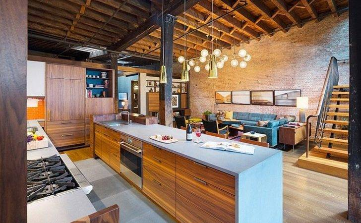 Old Caviar Warehouse Converted Into Sensational Nyc Loft