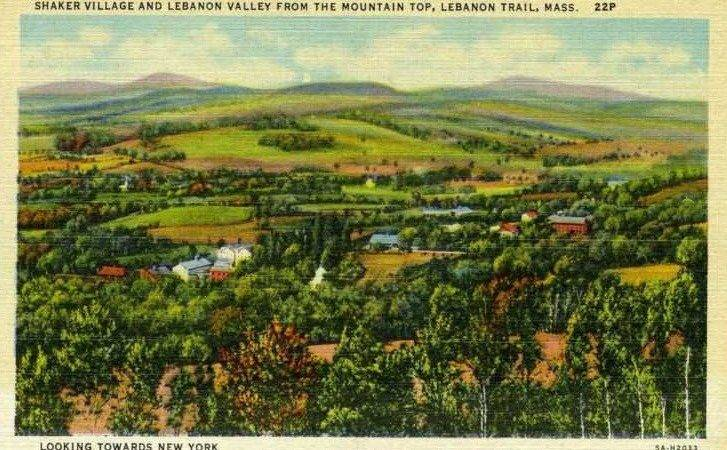 Old Columbia County Shaker Village Lebanon Valley
