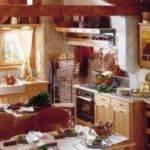 Old Italian Kitchen Home Haven Pinterest