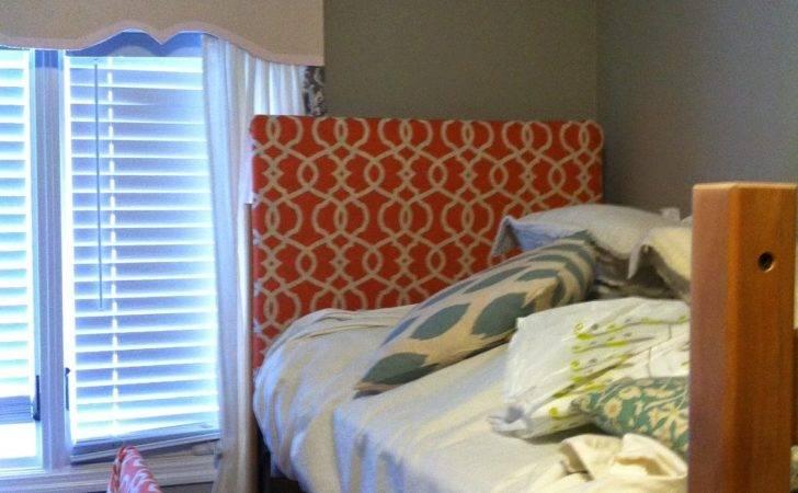 Old Post Road Dorm Room Headboard Tutorial