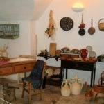 Old Style Italian Kitchen Italy