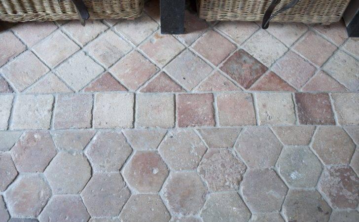 Old Terra Cotta Tiles