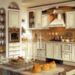 Old World Kitchen Design Country Italian Designs