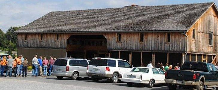 Ole Barn Style Restaurant Johnson City Tennessee All Can