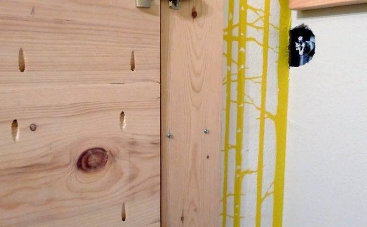 Once Had Doors Used Ikea Cabinet Door Our Bar Make
