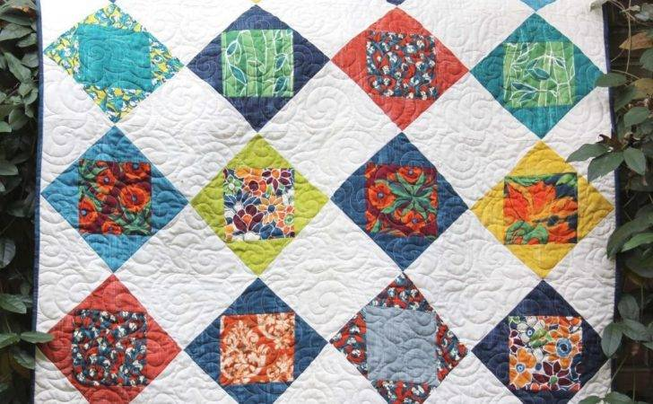 One Block Quilt Patterns