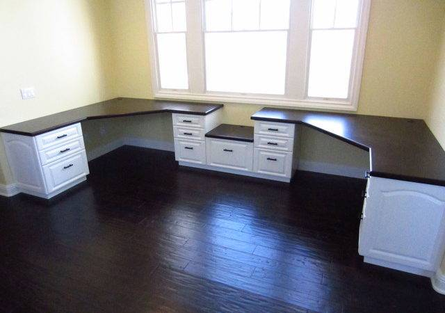 One Ford Road Modern Home Office Orange County Eilers