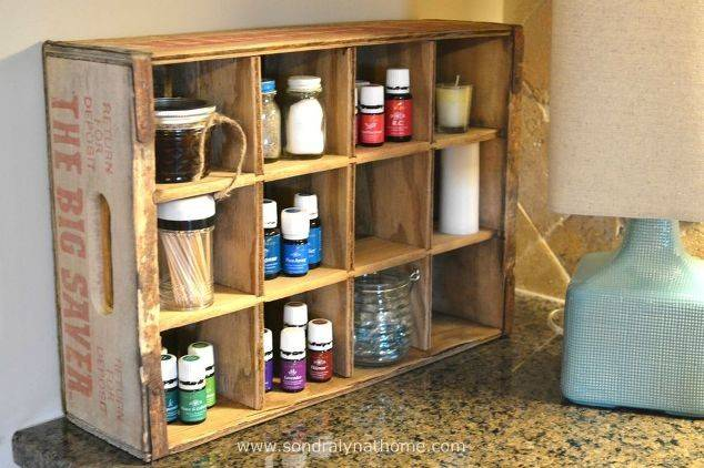One Main Things Needed Storage Our Essential Oils