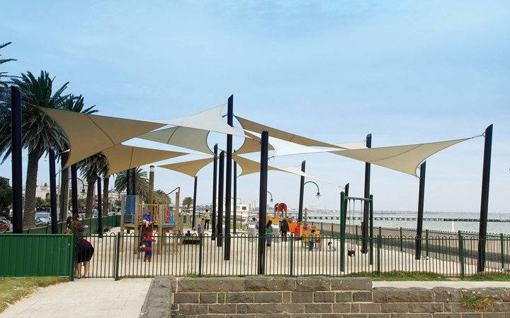 One Stop Resource Sun Shade Sails Tension Structures