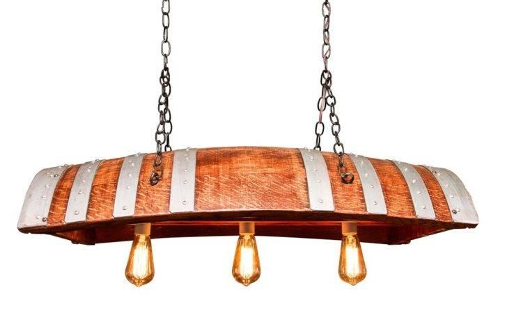 One Third Barrel Hanging Light