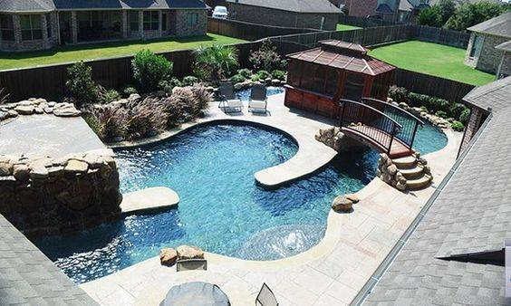 One Third Cost Their Home Building Foot Lazy River