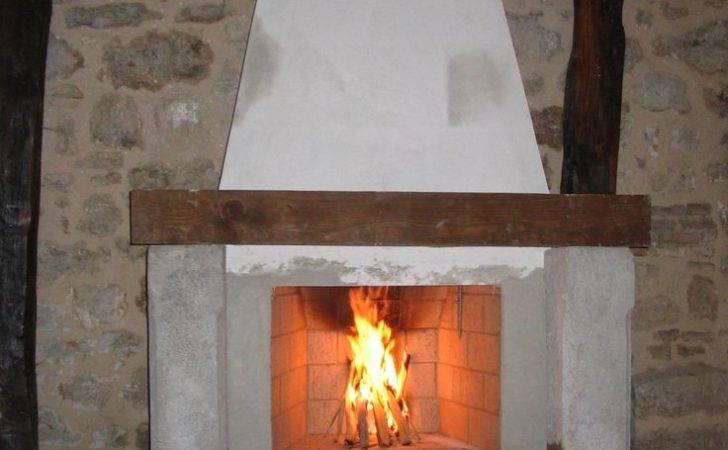 Open Fireplaces Old Stone Bricks Fireplace Carina Hand