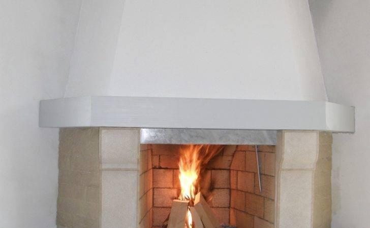 Open Fireplaces Stone Carrara Architizer