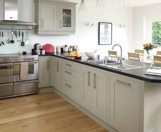 Open Plan Kitchen Makeover Modern Diner
