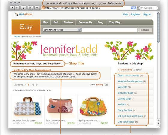 Optimizing Your Etsy Shop Search Engines Blog